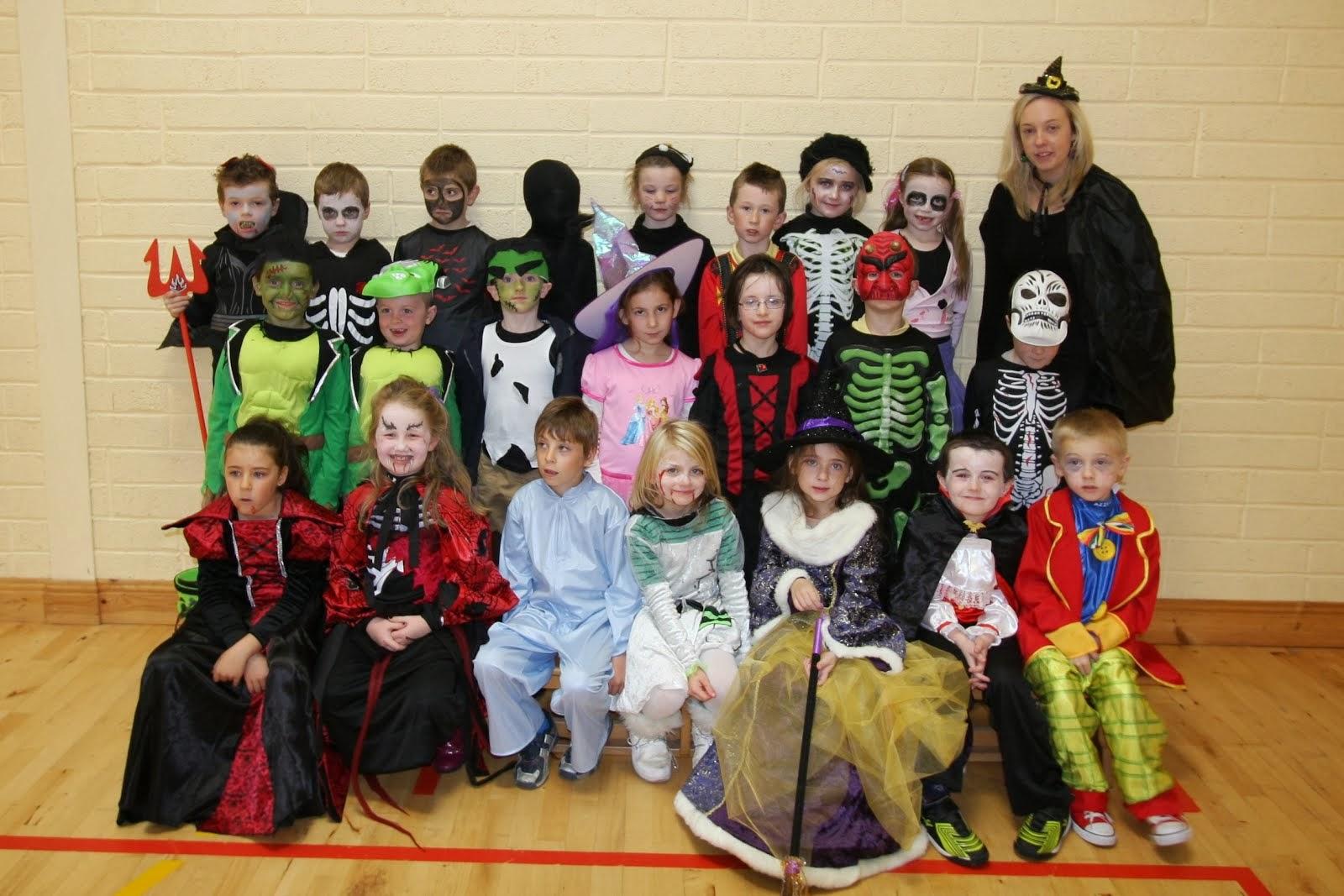 First Class Halloween 2013