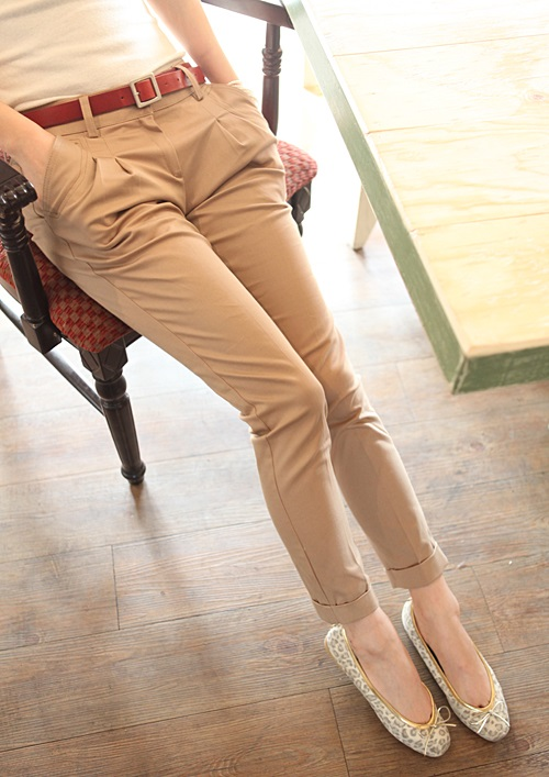 Ankle Length Pants: Chic Outfit for Spring Summer Urban Fashion ...