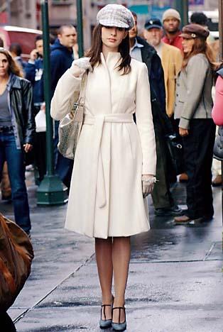 Working Style★Anne Hathaway