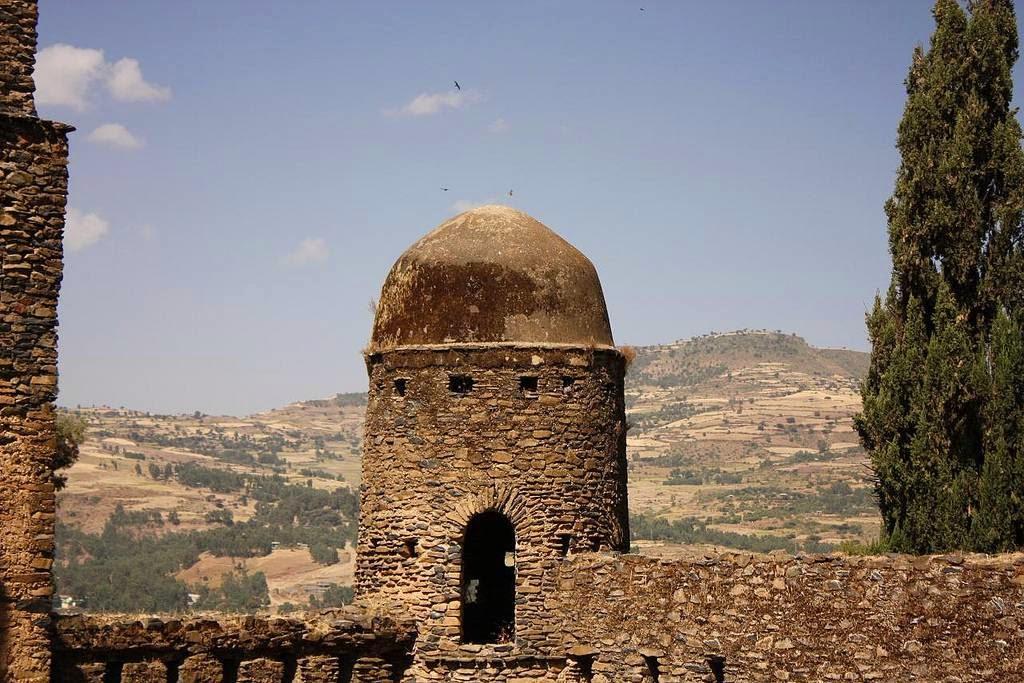 gondar: the camelot of africa ~ kuriositas