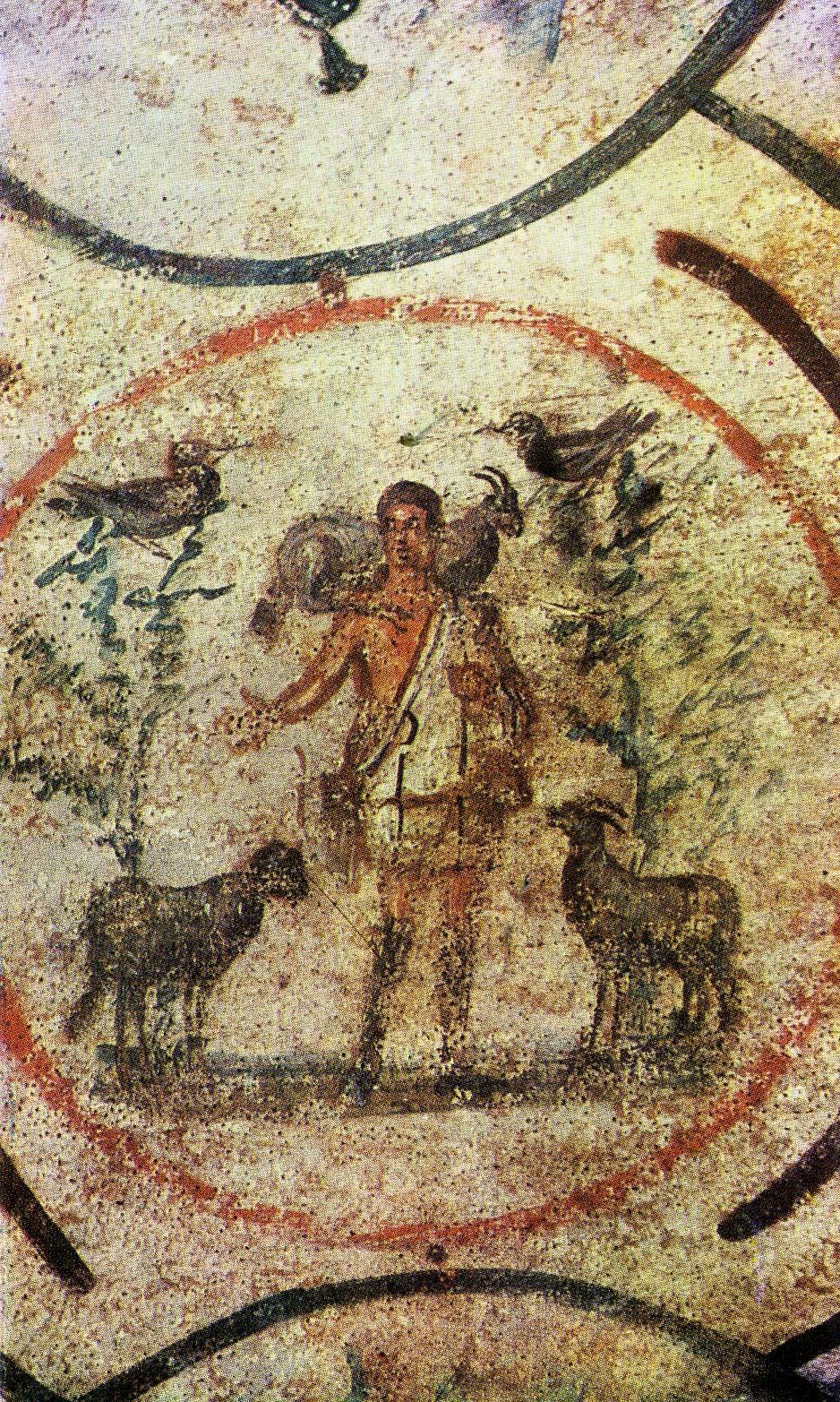 Professor Blanchard's Class Blog: Early Christian Art