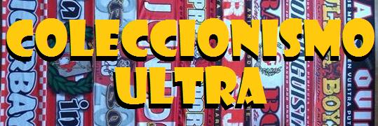 COLECCIONISMO ULTRA (Mis Bufandas)