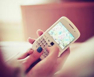 mensagem celular