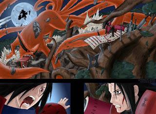 Cara Menggambar Anime Manga Madara | Cara Menggambar Anime
