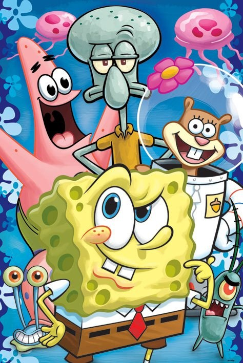 GAMEZONE Spongebob squarepants