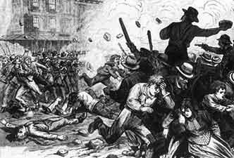 great strike of 1877