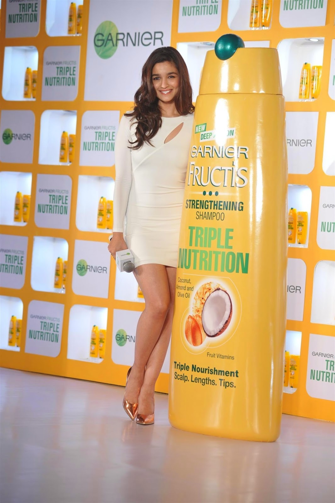 Alia Bhatt Hot Unseen Pics : Alia Bhatt's Wardrobe Malfuntion Hot Pics At Garnier Product Launch Event