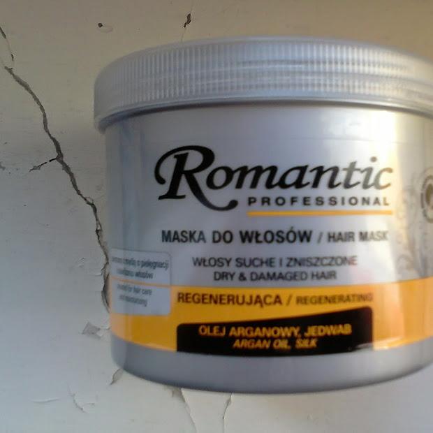 Maska Romantic Professional do włosów suchych i zniszczonych