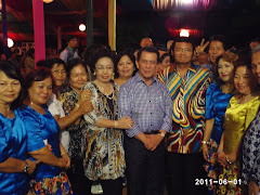 1-Juni-2011 Drs. Robby Mamuaja Deklarasi Cabup Minahasa