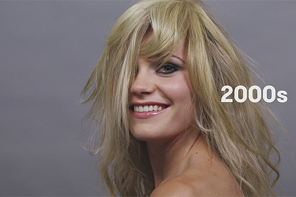 100 years of German beauty 2000