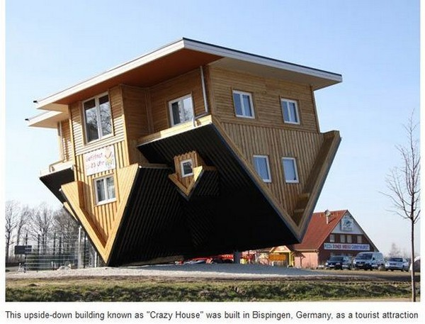 Pics for all 20 unusual houses around the world for Houses around the world
