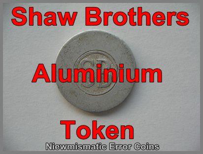 Aluminium Token.