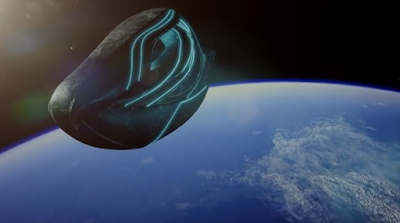 Pepsi Makes Movie About Dark Knight Orbiting Earth 2015, UFO Sightings
