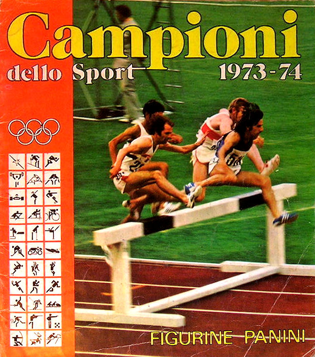 CICLISMO Recuperata CAMPIONI dello SPORT 1973//74-Figurina n.143 BITOSSI