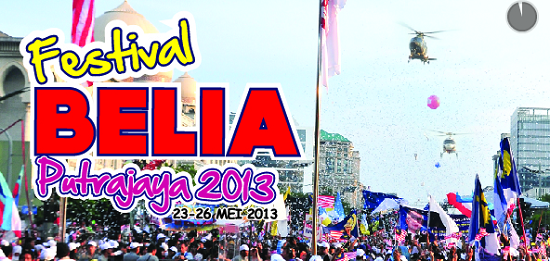 Himpunan Belia Putrajaya 2013 Festival Belia Putrajaya 2013