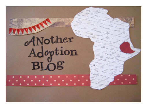 Another Adoption Blog