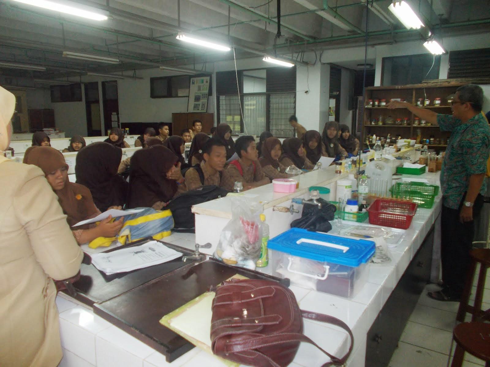 STUDI LAPANGAN MAPEL BIOLOGI
