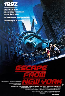 Chạy Trốn Khỏi New York - Escape From New York