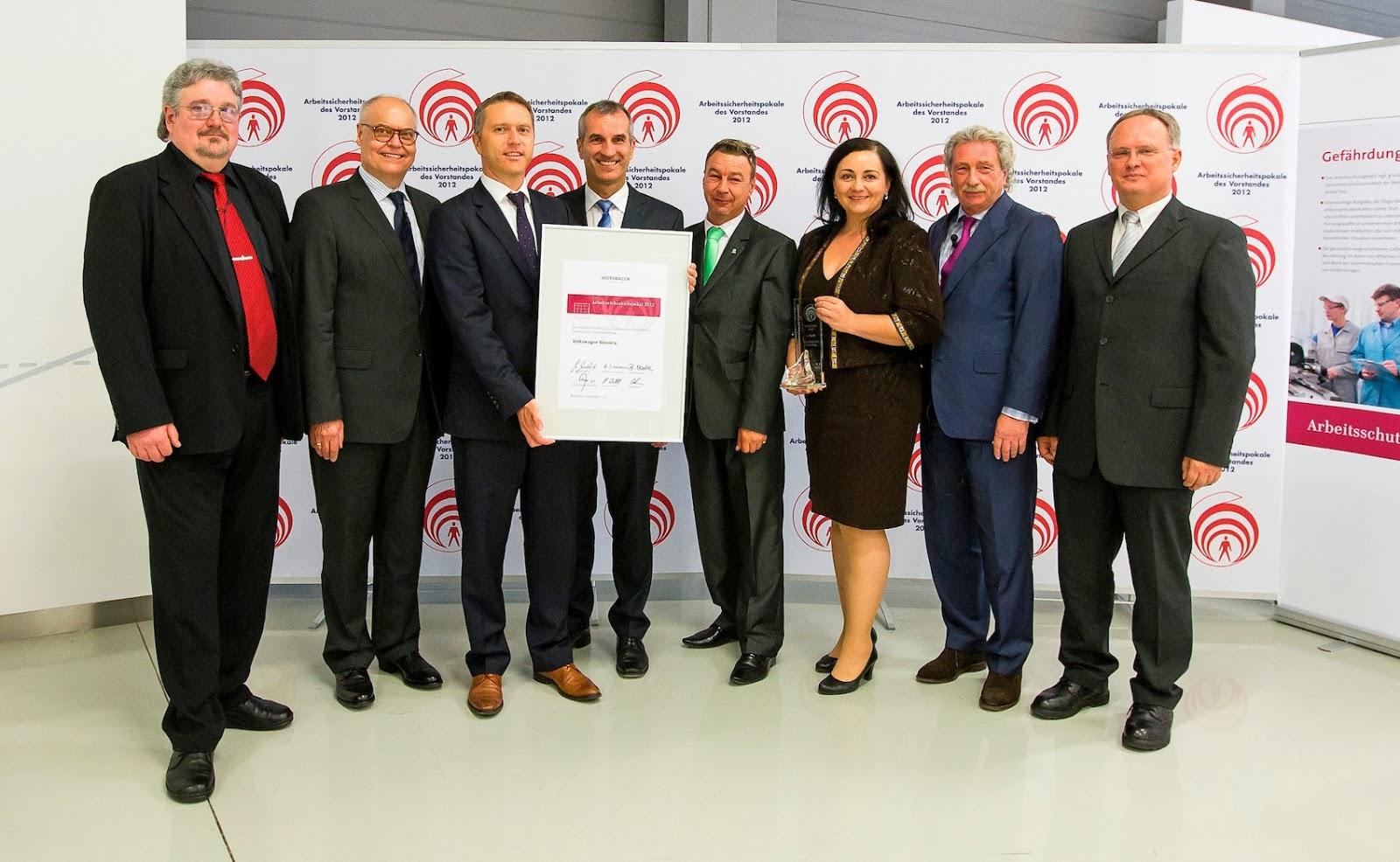 Bratislava ist das sicherste Werk von Volkswagen   Fahrspass24
