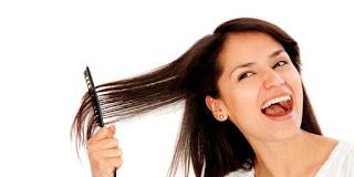 Cara Mengatasi Rambut Rontok Dan Bercabang