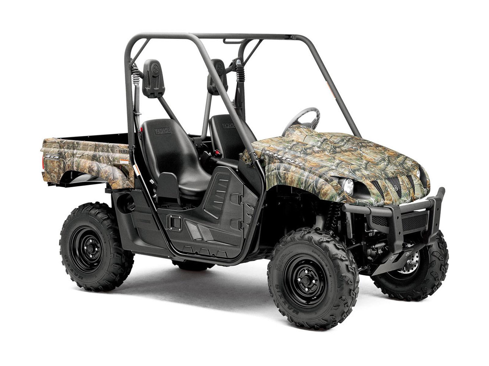 2014 Yamaha Rhino Yamaha popularized the side by