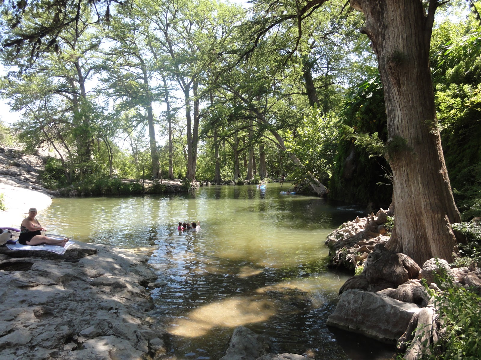 Austin Top 50 Fun In The Sun Krause Springs