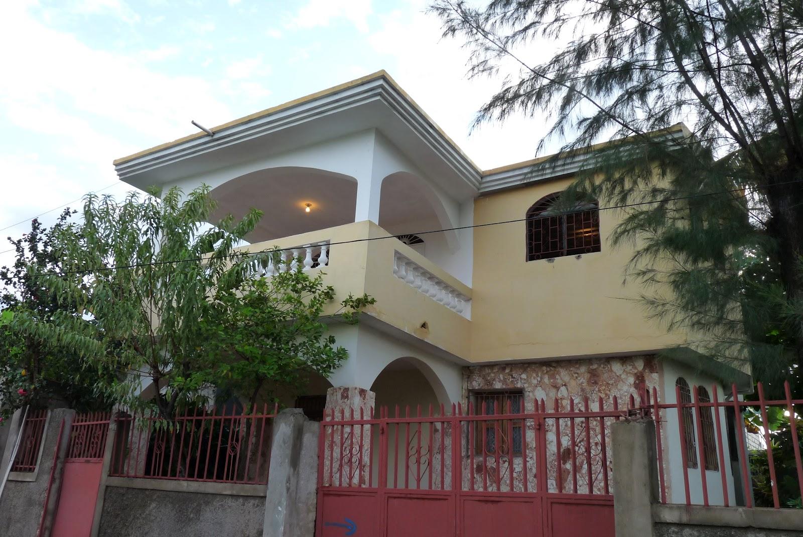 Mangoustansoleil haiti mars 2012 stage plan b for Maison moderne haiti