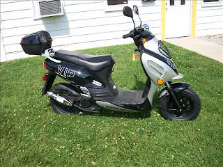 tank scooter good 150cc