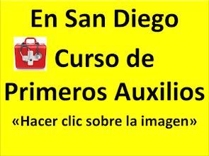 CURSO DE PRIMEROS AUXILIOS 2019