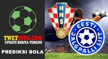 Prediksi Croatia U17 vs Estonia U17