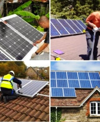DIY Solar Panels For Home Use - 4 Basic Options