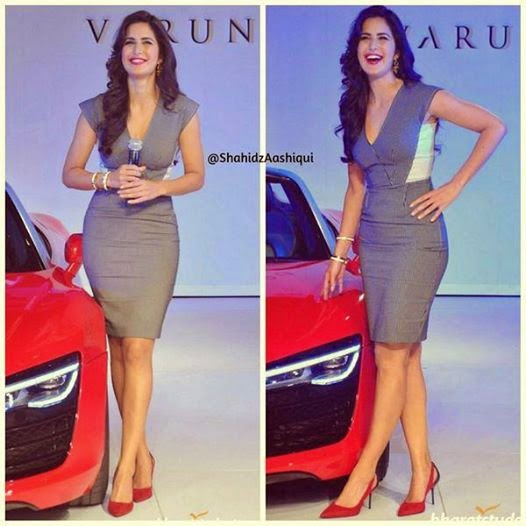 Katrina Kaif at the launch of Audi 2015 Autumn Collection