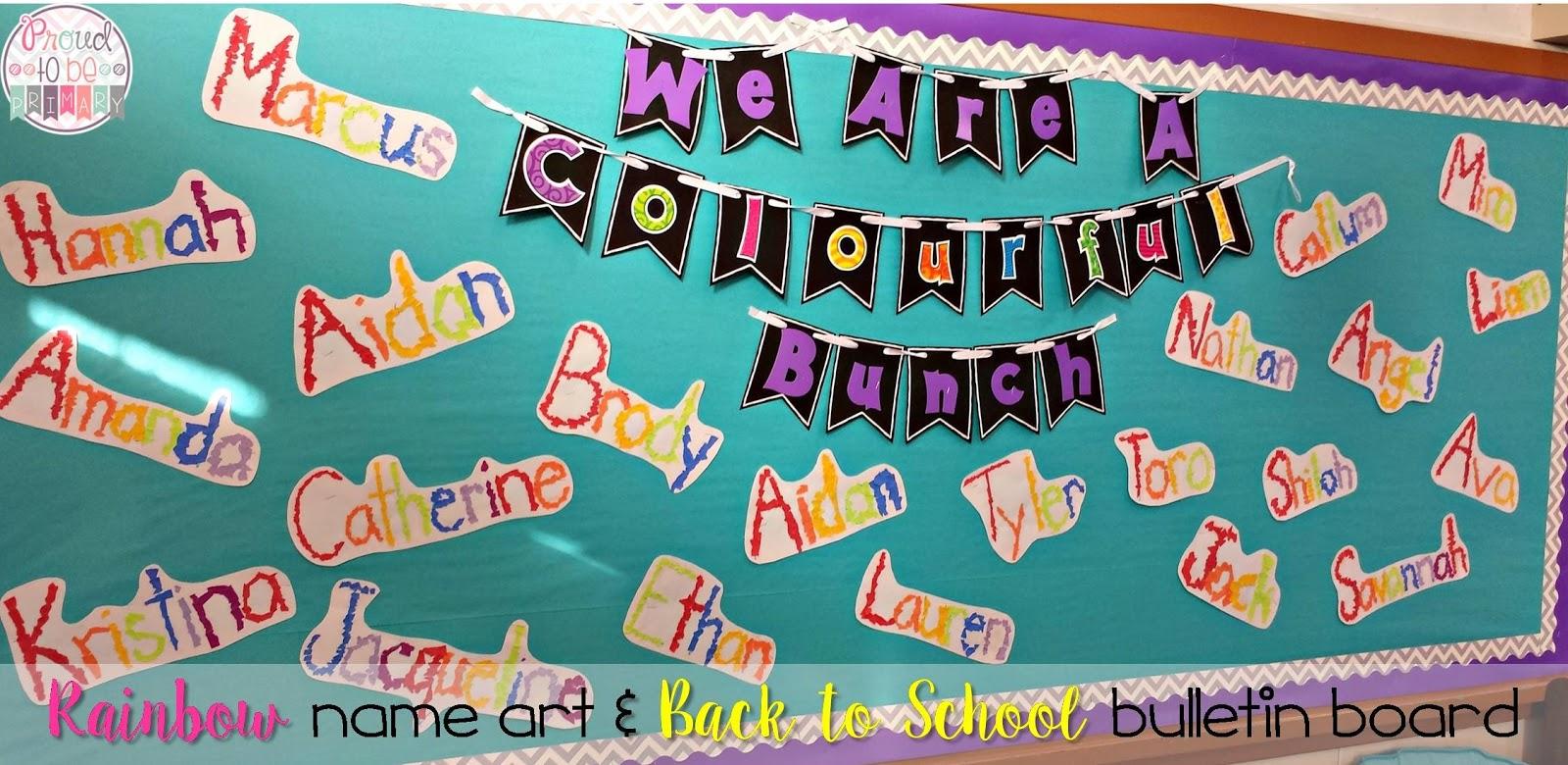 Classroom Names Ideas ~ First grade teacher tips