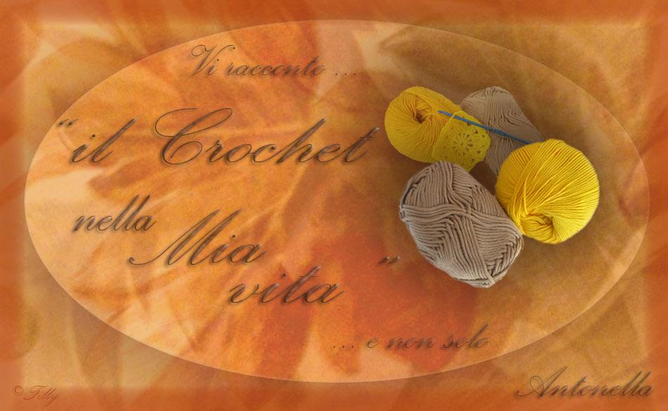 Il Crochet nella mia vita
