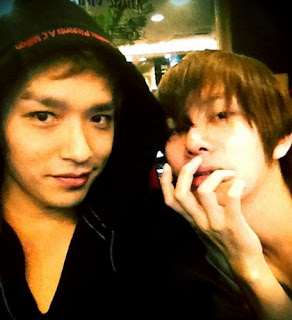 foto terbaru kim hee chul super junior