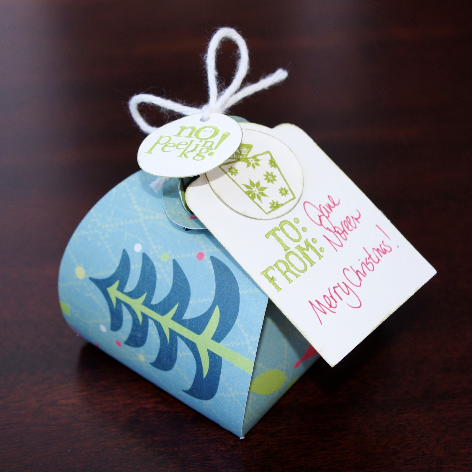 Cricut Holiday Frames and Tags Cartridge #1