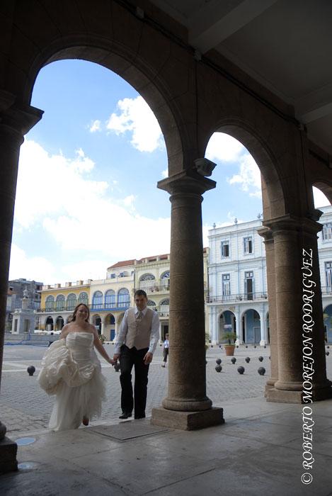 La boda de Vicent y Elody en La Habana