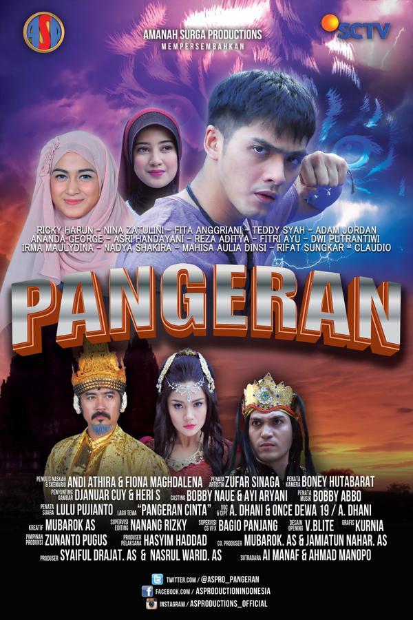 Poster Sinetron Pangeran