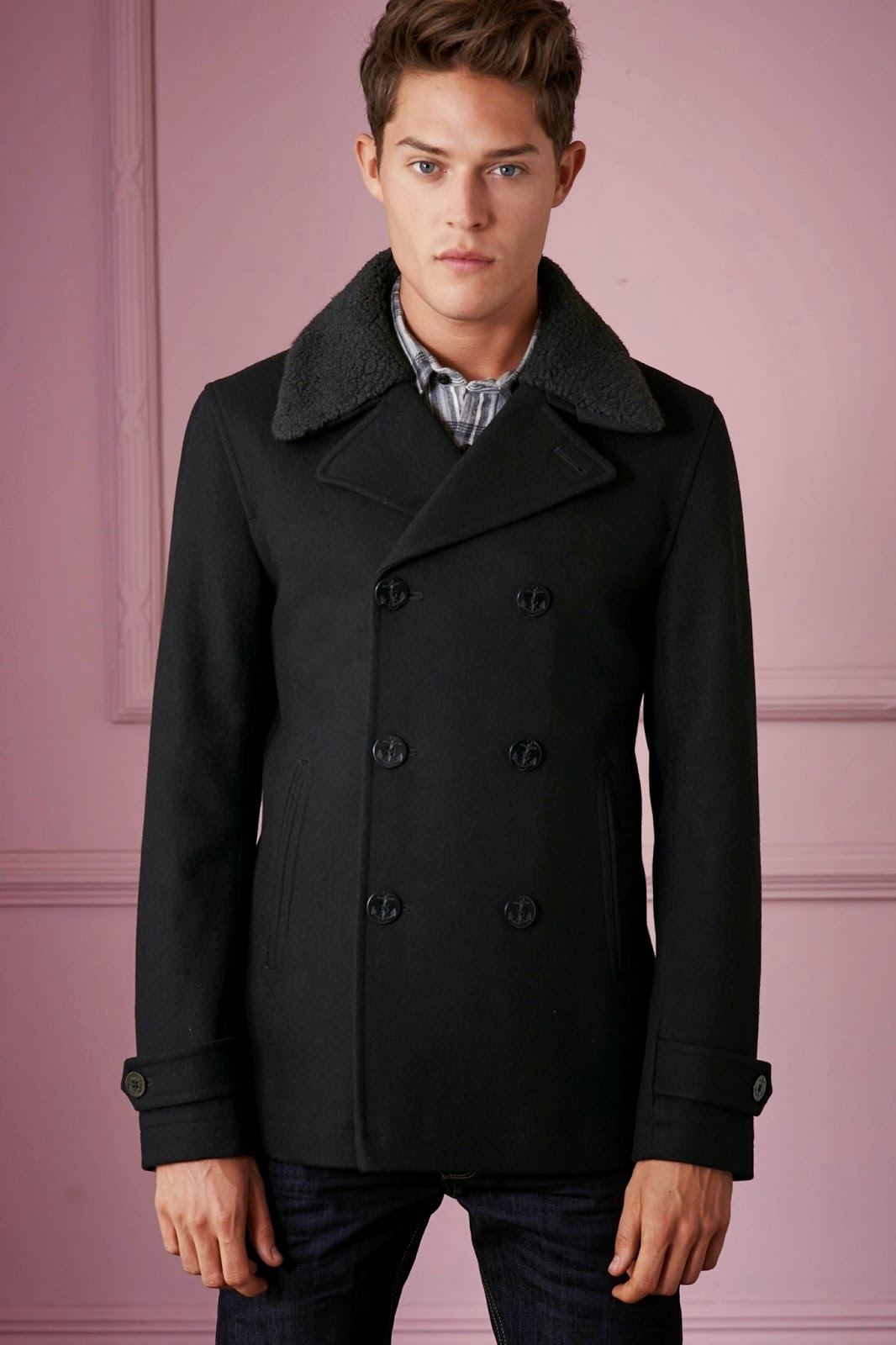 Five Cool Coats by Next | That Dapper Chap