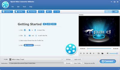 tipard-video-converter-ultimate-full-indir