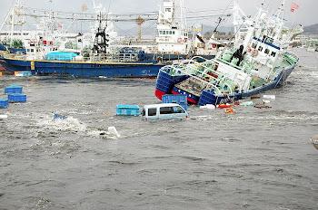 las repercusiones catastróficas de la tragedia japonesa alcanzan réplicas en todo orden
