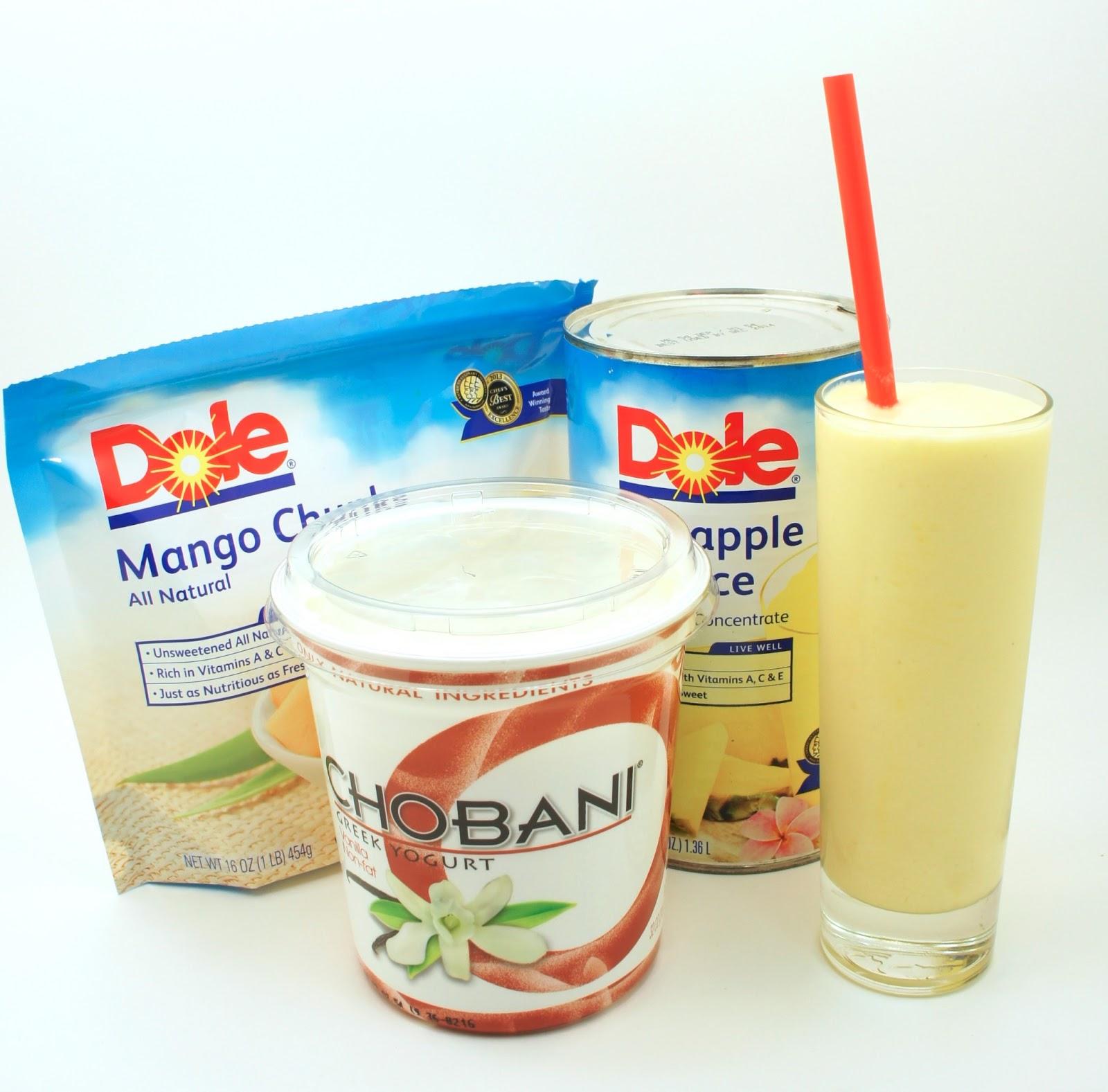 Food. Fashion. Home.: McDonald\'s Pineapple Mango Smoothie