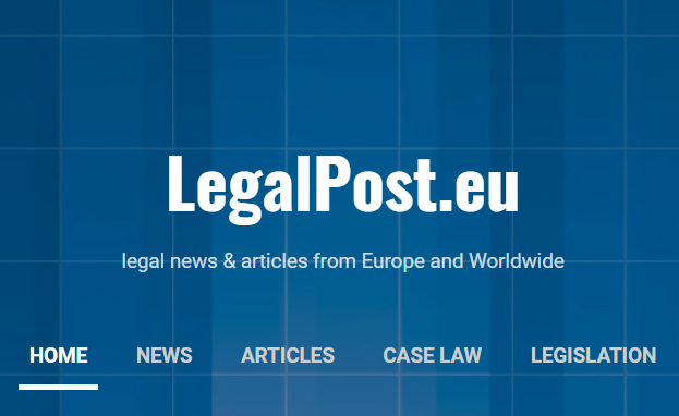Legal News in English