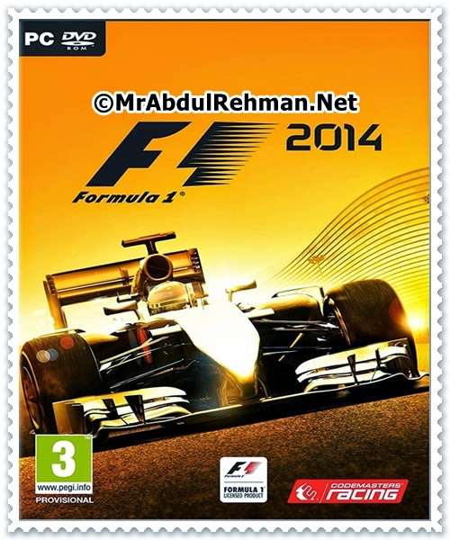 F1 2014 PC Game Free Download Full Version