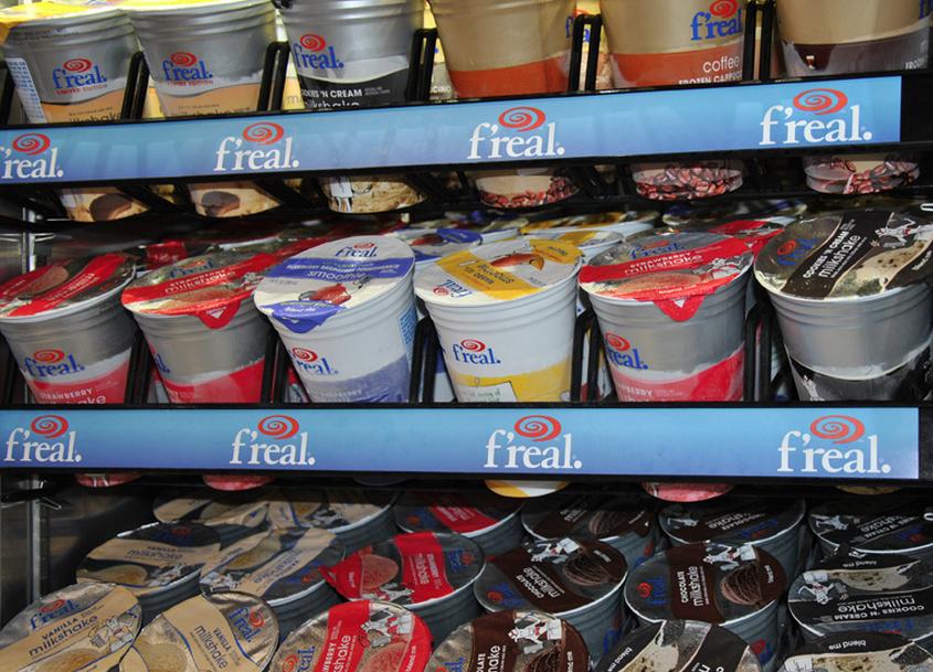 f real milkshake machine cost