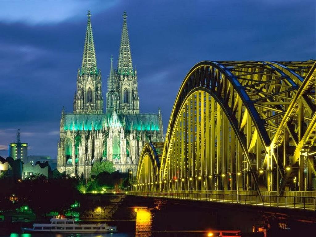 德國科隆大教堂