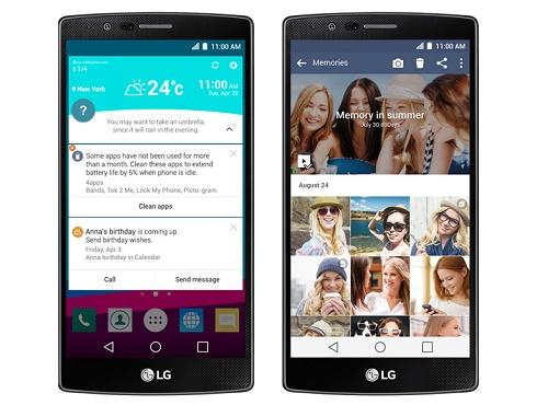 Spesifikasi dan Harga LG G4