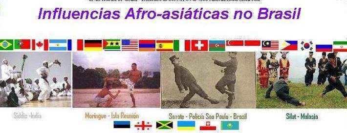 influências Afroasiaticas no Brasil