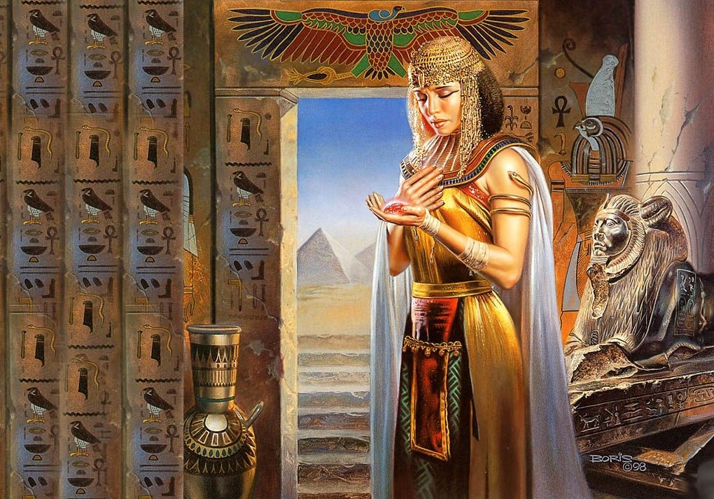 H D Picture Of Queen Cleopatra: Nyxie. W I T C H E R I : Cleopatra