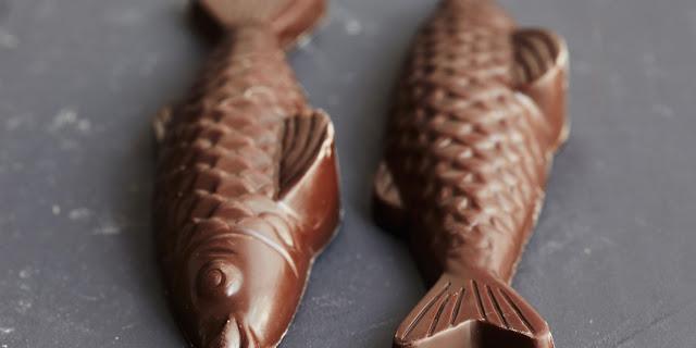 Sardines les chocolats de chloé